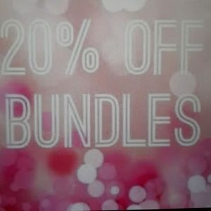 Other - 20% three items or more